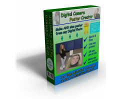 Digital Camera Poster Creator small box shot
