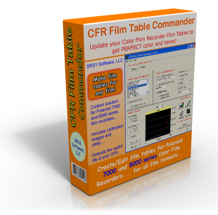 CFR Film Table Commander